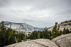 Yosemite from the top.