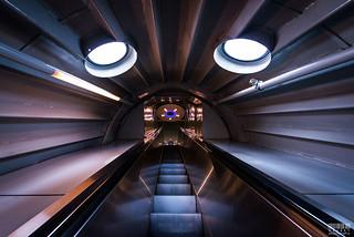Atomium Tunnel