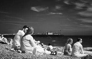 Brighton beach IR