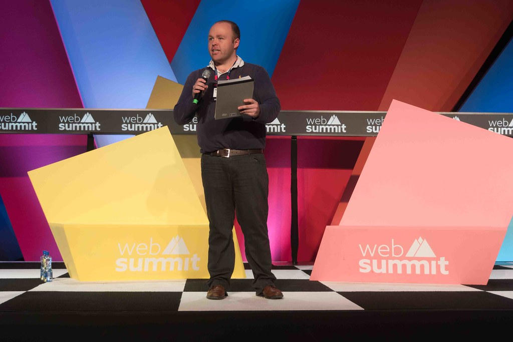 THE WEB SUMMIT DAY TWO [ IMAGES AT RANDOM ]-109819