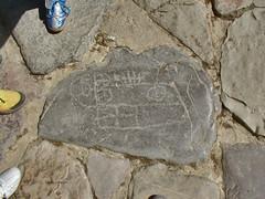 Ancient stone marks (Antonio Salceda De Alba) Tags: andaluca spain itlica