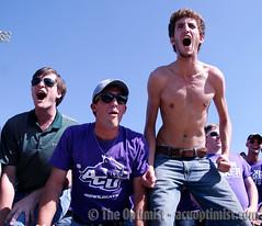 ACU Homecoming Football Game (acuoptimist) Tags: sports football homecoming hearst tipa