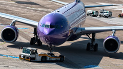 Etihad Visit Abu Dhabi 2015 (Green 14 Pictures) Tags: aviation special airbus dusseldorf a330 etihad