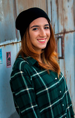 Smile (FPH Photography) Tags: verde smile hipster cap sorriso palermo cultura alessia zisa