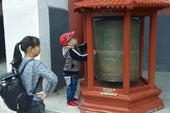 "Fascinated (Xsbmrnr (Please read profile before ""following"") Tags: china child prayerwheel lamasary chinaimages"