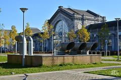 Charleroi-Gare (beatricecozier) Tags: belgique gare extrieur charleroi wallonie hainaut