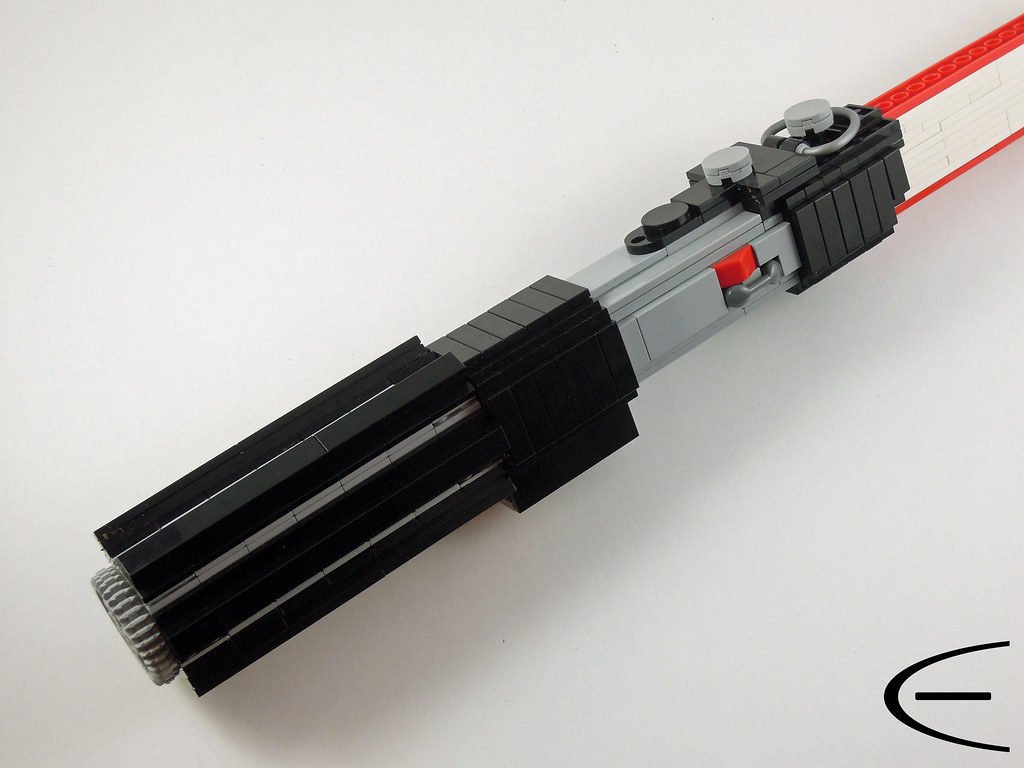 how to make a lego sword