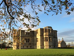 One of my favourite places (dark_dave25) Tags: new november cold sunny national trust sloes 2015 lyveden bield