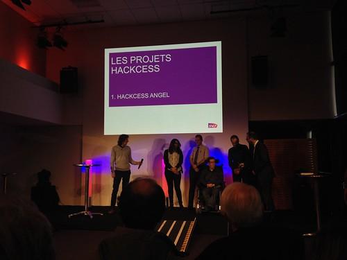 challenges accessibilité, SNCF (PARIS,FR75)