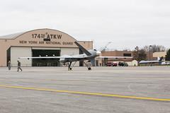 newyork us unitedstates reaper syracuse hancock 174 drone mq9
