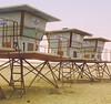 Lifeguard Towers (LifebytheShot) Tags: beach lifeguardtower sandiego oceanside california tower socal southerncalifornia