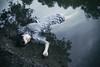 Ophelia (gorecka) Tags: woman model water natural light ophelia