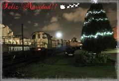 Feliz Navidad!! (yagoortiz) Tags: tren herbicida sintra