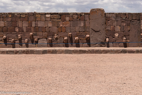 tiwanaku, bolivia