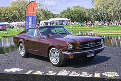 1964-1/2 Ford Mustang Factory Prototype at Amelia Island 2015 (gswetsky) Tags: amelia island concours delegance antique ford mustang prototype