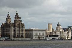 Liverpool's Three Graces (Roy Lowry) Tags: liverbuilding cunardbuilding portofliverpoolbuilding threegraces liverpool