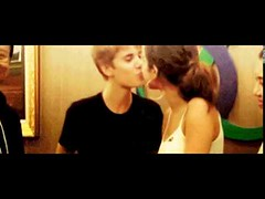 SINGLE KISS SHOT OF SELENA GOMEZ WITH JUSTIN BIEBER https://youtu.be/EJtFsTM4BsQ