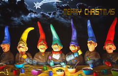 ~~ these 7 dwarfs from fairytale land wish all of you reflective Christmas days ~~~ (jmb_germany) Tags: jmbgermany