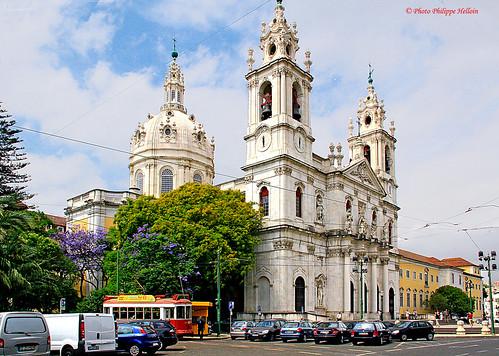 Lisbonne©Basilica da Estrela
