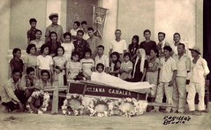 Juliana Canales (~ Lone Wadi ~) Tags: death coffin casket funeral wake hispanic latino mexican deceased corpse retro 1930s outdoors unknown