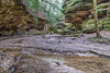 Exploring Rocky Hollow (tquist24) Tags: hdr indiana nikon nikond5300 rockyhollow turkeyrunstatepark creek geotagged longexposure nature outdoors park ravine tree trees water marshall unitedstates