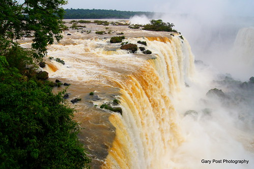 IGUASU FALLS, BRAZILIAN SIDE