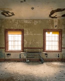 •Abandoned Psychiatric Hospital
