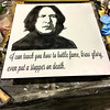 Snape Quote Sign (Kiet Callies) Tags: 2016calliesphotos harrypotter shapeoko cncrouter snape