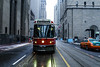 Untitled (Howard Yang Photography) Tags: snow winter toronto financialdistrict streetcar kingstreet sonyrx1r