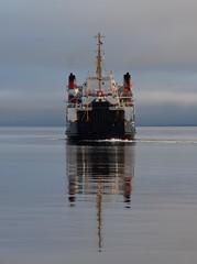 MV Isle of Arran Stern (Russardo) Tags: brodick arran isle clyde sea mv calmac cal mac caledonian macbrayne ferry