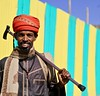 Harar Imam (owilybug) Tags: harar ethiopia easternafrica africa imam travel natgeo lonelyplanet lp canon canon5d portrait travelphotography