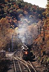 LN, Sinks, Kentucky, 1980 (railphotoart) Tags: nb ln sinks ky stillimage sinksky indianakentuckytennessee unitedstates