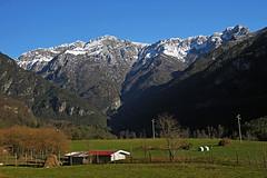 Monte Valcalda (Vid Pogacnik) Tags: italy mountain outdoor hiking landscape carnicalps winter mountainpeak mountainside