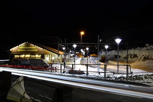 Brünigbergpass Bahnhof