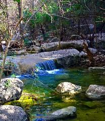 Nature Trail (malcolmharris64) Tags: austin texas riverplace nature trail streams waterfalls