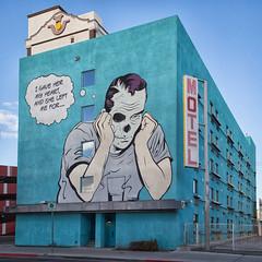 Las Vegas Motel Art