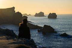 Puesta en La Arnía (davidiglesanchez) Tags: puesta sunset cantabria la arnía playa seaside naturaleza nature