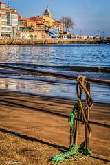 Detalle en la Ribera (ton21lakers) Tags: ribera luanco gozon asturias spain españa toño escandon canon tamron mar playa paisaje puerto