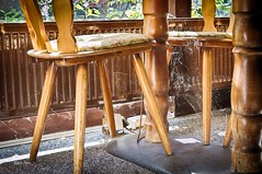 Spinne (Enri-Art) Tags: lostplace vergänglich verlassen irgendwo abandoned verfall deutschland villa wellness spabereich relaxen relax pool