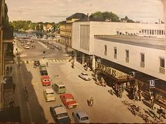 PostCard Karlstad 1965 (annsphoto) Tags: domus karlstad city sweden sverige värmland nostagi riksantikvarieämbetet