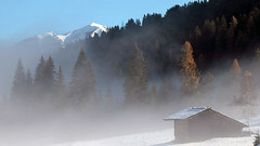 Thinning mist at the Cereda pass (ab.130722jvkz) Tags: italy trentino veneto alps easternalps dolomites vettefeltrinegroup winter mountains