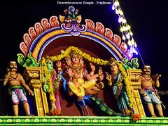 Tiruvetteeswarar Temple - Triplicane. (Kapaliadiyar) Tags: kapaliadiyar triplicane tiruvetteeswarartempletriplicane tiruvetteeswarar