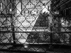 Urban Excavation (TMimages PDX) Tags: seattle street city urban fence geotagged photography photo construction image streetphotography explore photograph infrastructure fineartphotography flickrexplore explored iphoneography