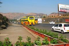 India Street (A Kamal Khan) Tags: road street city travel india bus train highway asia tour traffic indian hill khandala bombay vehicle maharashtra mahabaleshwar mumbai lonavala mahableshwar abkamalkhan akamalkhan