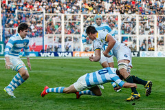 "Los Pumas vs Springboks • <a style=""font-size:0.8em;"" href=""http://www.flickr.com/photos/21603568@N02/20714590151/"" target=""_blank"">View on Flickr</a>"