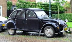 1985 Citroën 2CV6 (Dirk A.) Tags: onk nr08yr