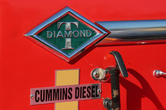 1963 Diamond T P5000 (adelaidefire) Tags: t diamond collection vehicles commercial motor 1963 p5000
