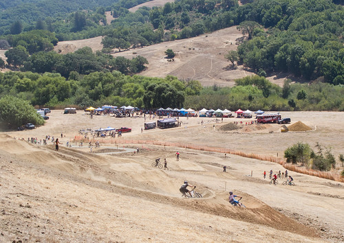Stafford Lake Bike Park grand opening