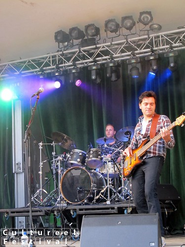 Cultureel Festival Baarn 2015 - Sane