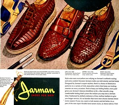 Jarman Shoes (dok1) Tags: 1948 saturdayeveningpost dok1